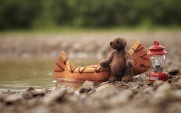 медведь, игрушка, медвежонок, плюшевый медведь