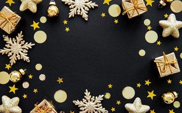 новый год, игрушки, новогодние украшения, композиция, декор, раздник