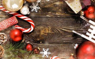 новый год, шары, украшения, рождество, новогодние украшения