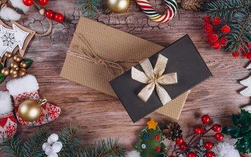 новый год, подарки, игрушки, праздник, рождество, новогодние украшения, композиция, декор